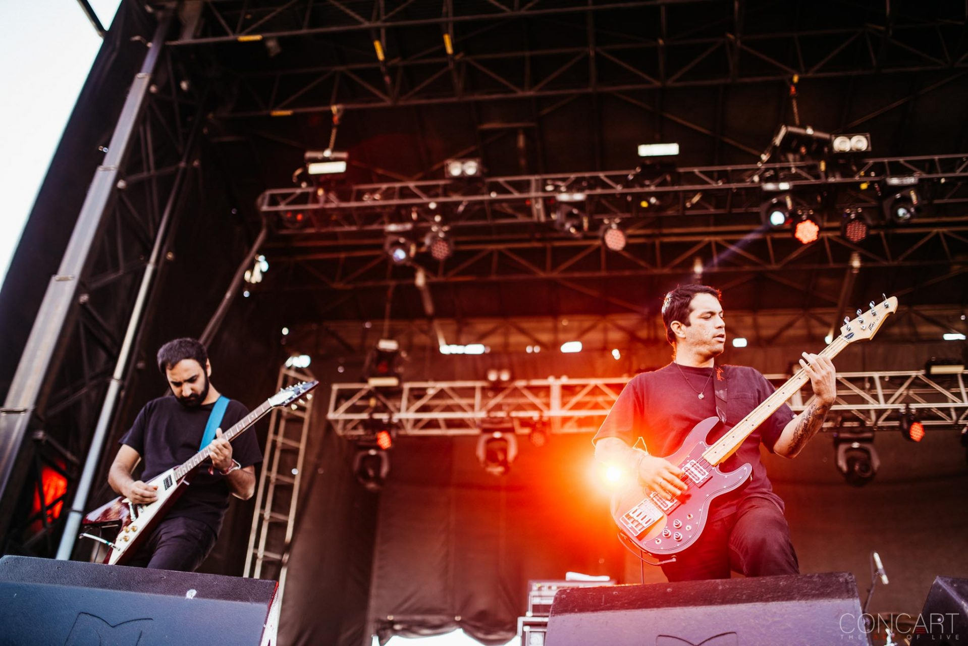 Deafheaven photo by Sean Molin 21