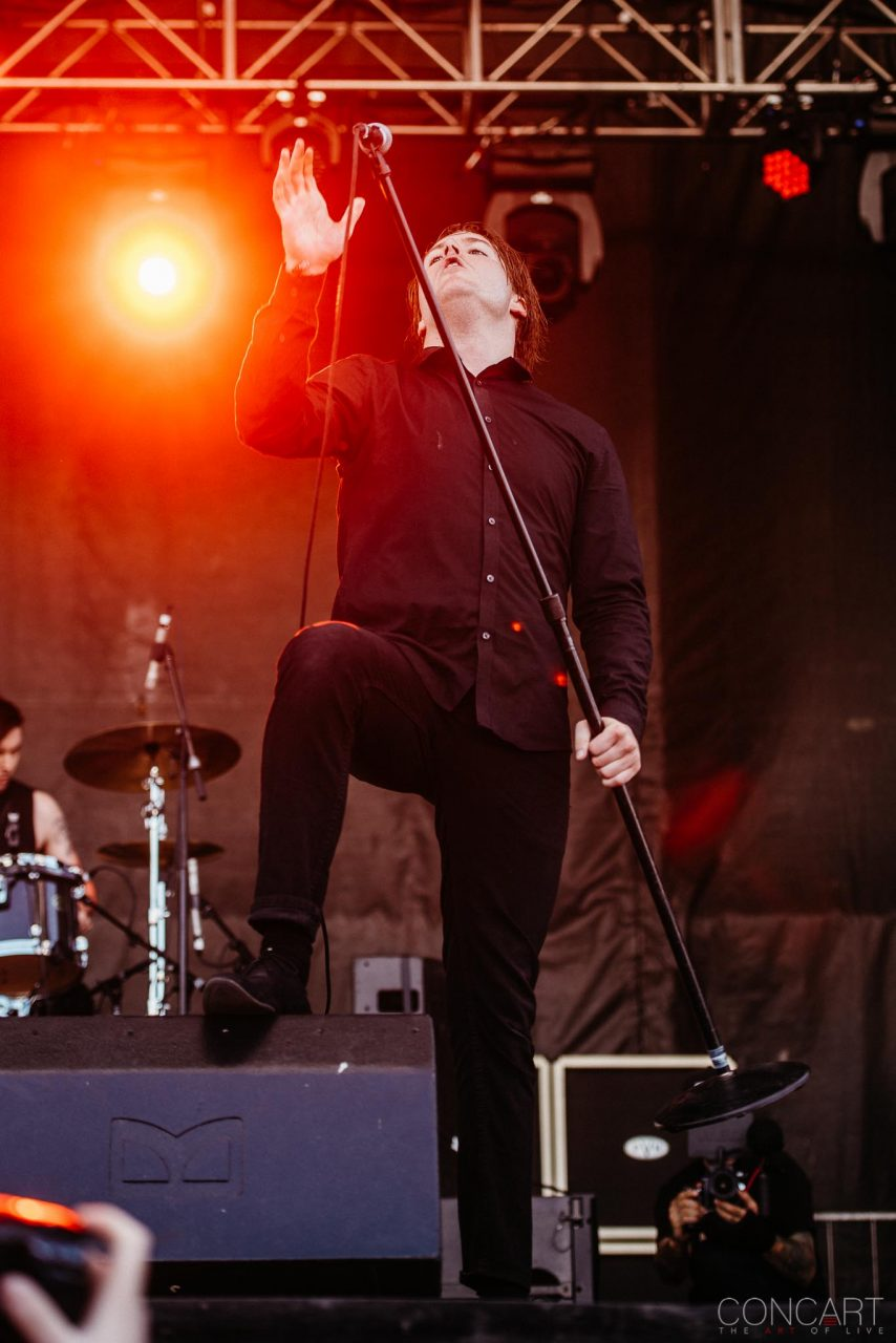 Deafheaven photo by Sean Molin 25