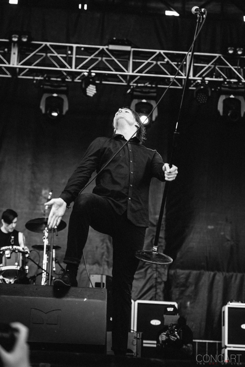 Deafheaven photo by Sean Molin 27