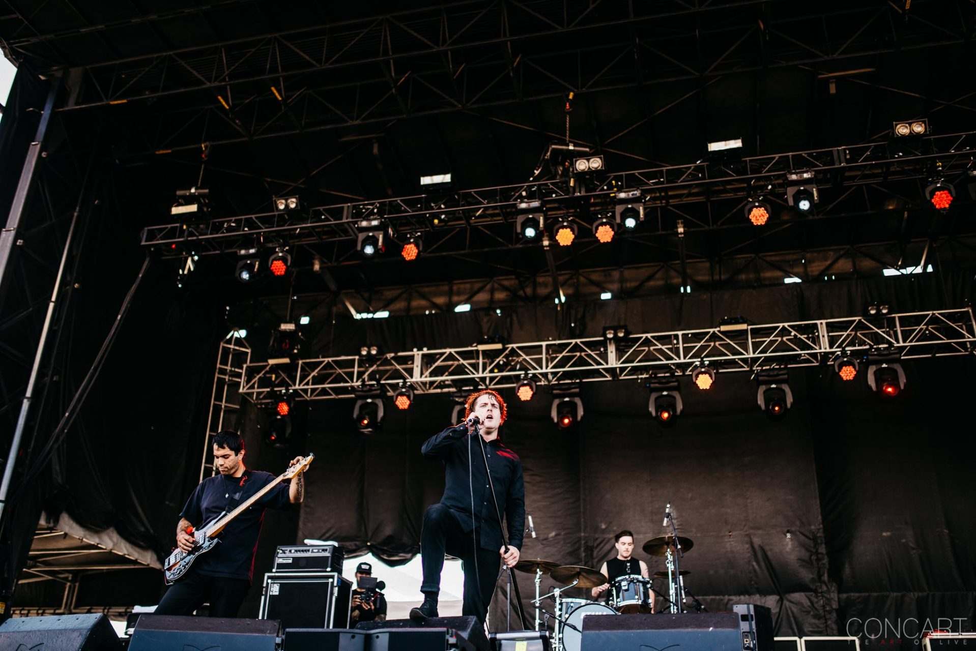Deafheaven photo by Sean Molin 35
