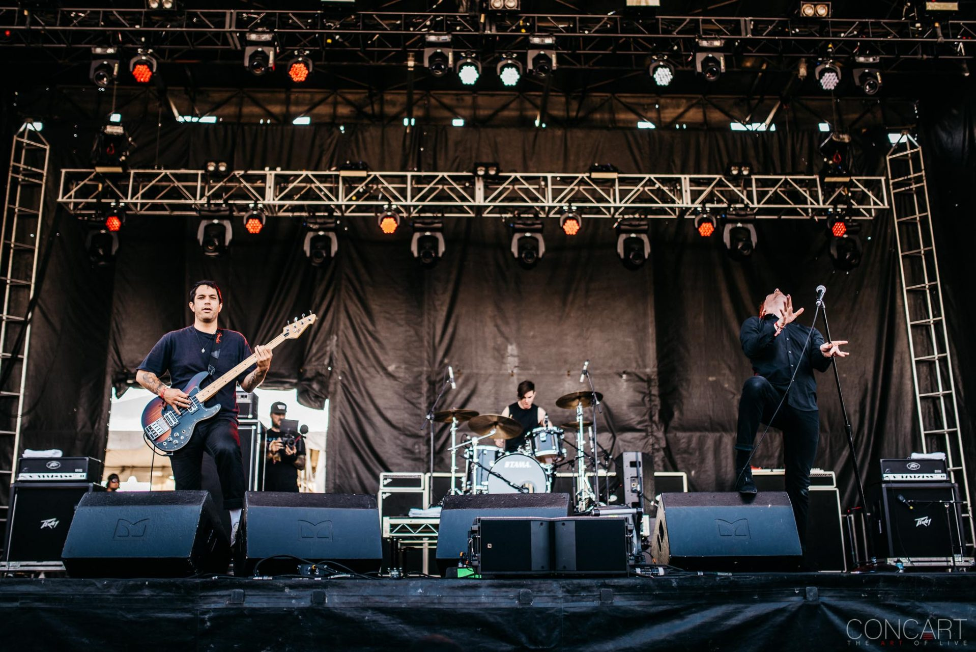 Deafheaven photo by Sean Molin 36