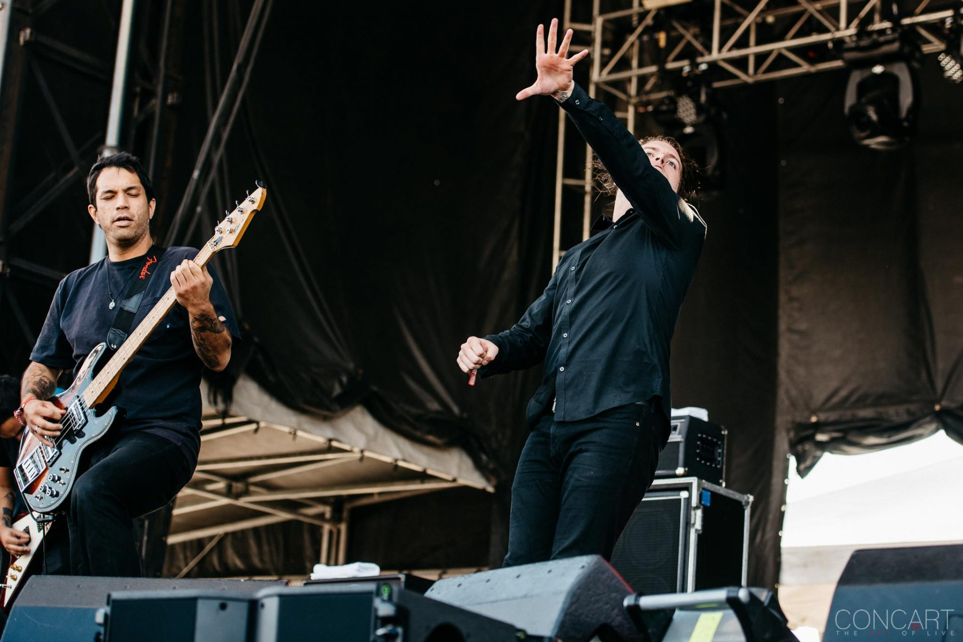 Deafheaven photo by Sean Molin 38