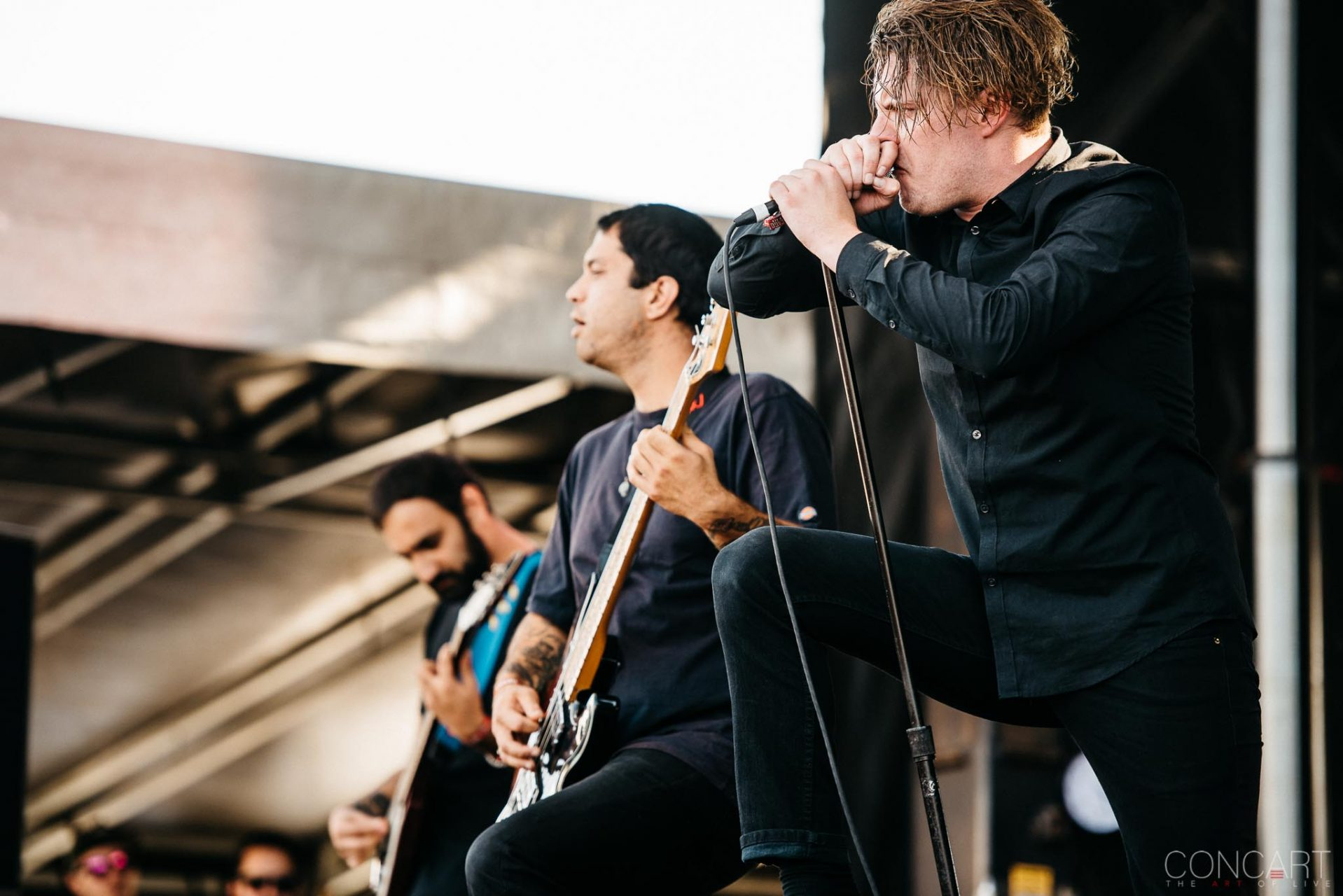 Deafheaven photo by Sean Molin 40