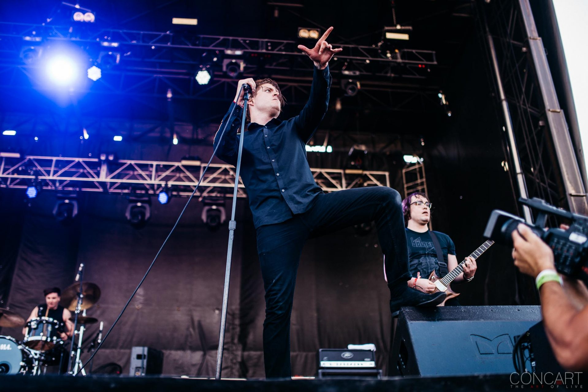 Deafheaven photo by Sean Molin 41