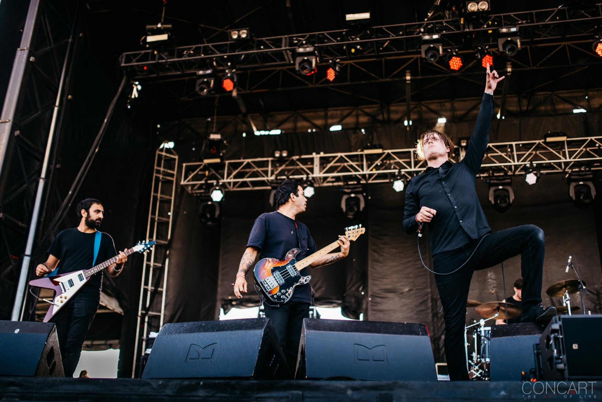 Deafheaven photo by Sean Molin 43