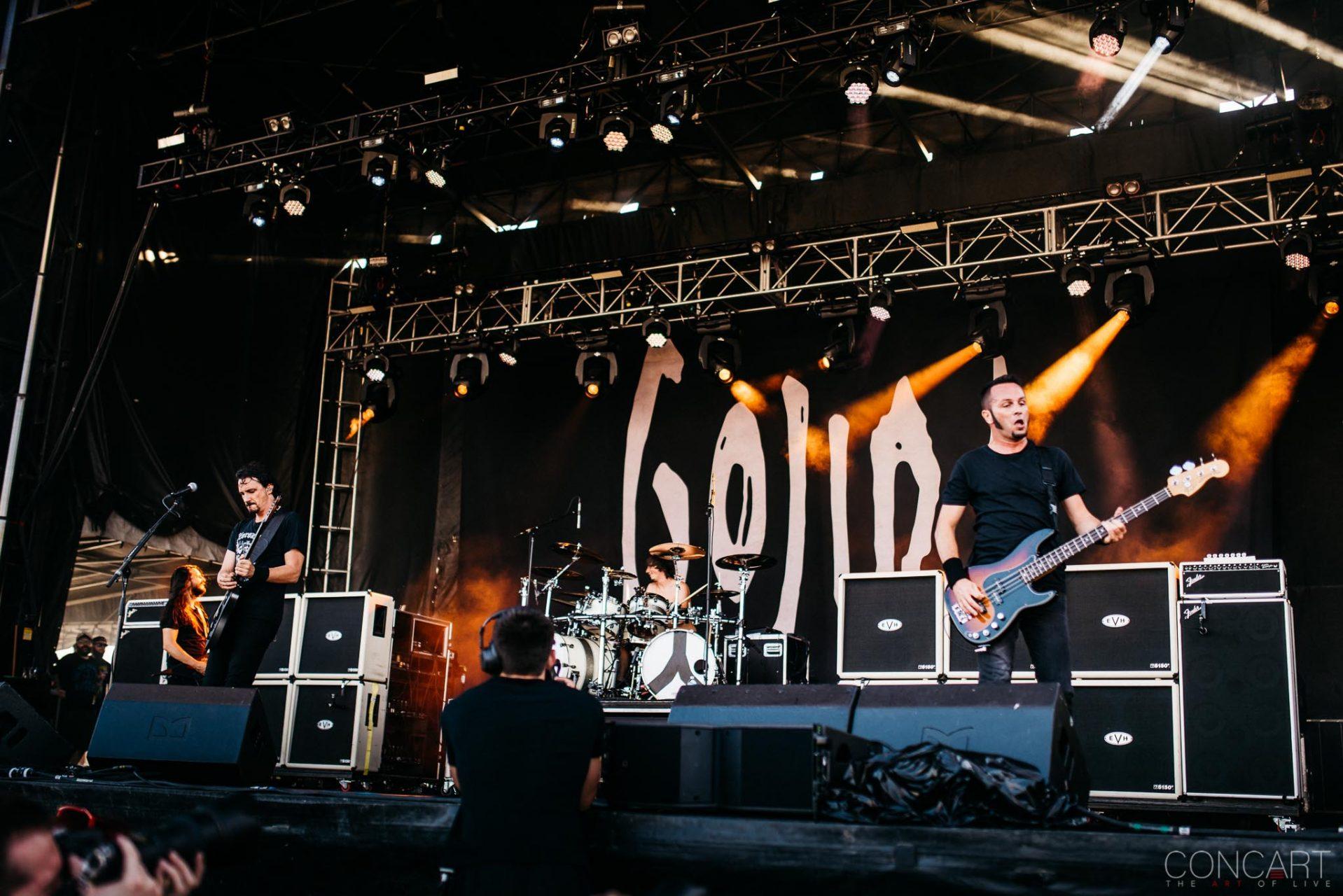 Gojira photo by Sean Molin 12