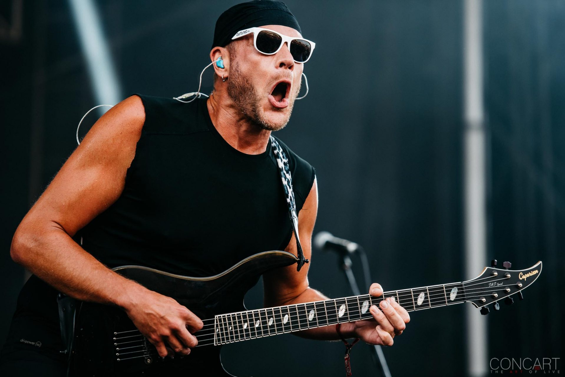 Killswitch Engage photo by Sean Molin 2