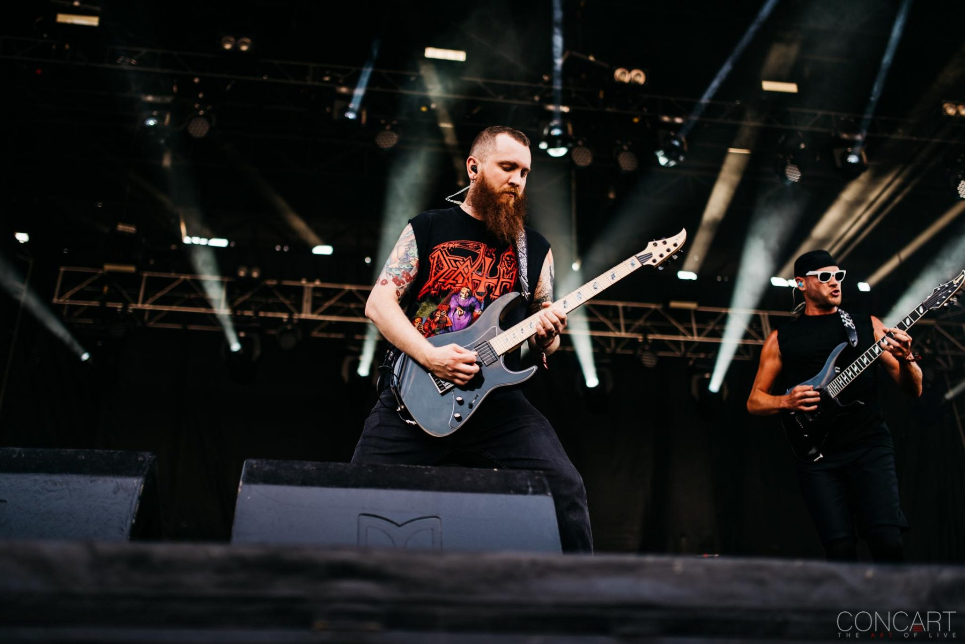 Killswitch Engage photo by Sean Molin 7