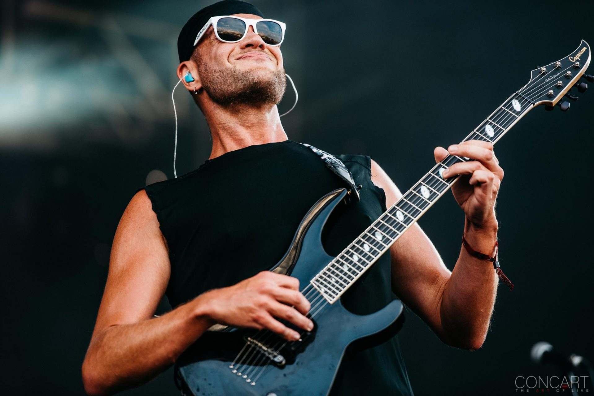 Killswitch Engage photo by Sean Molin 9