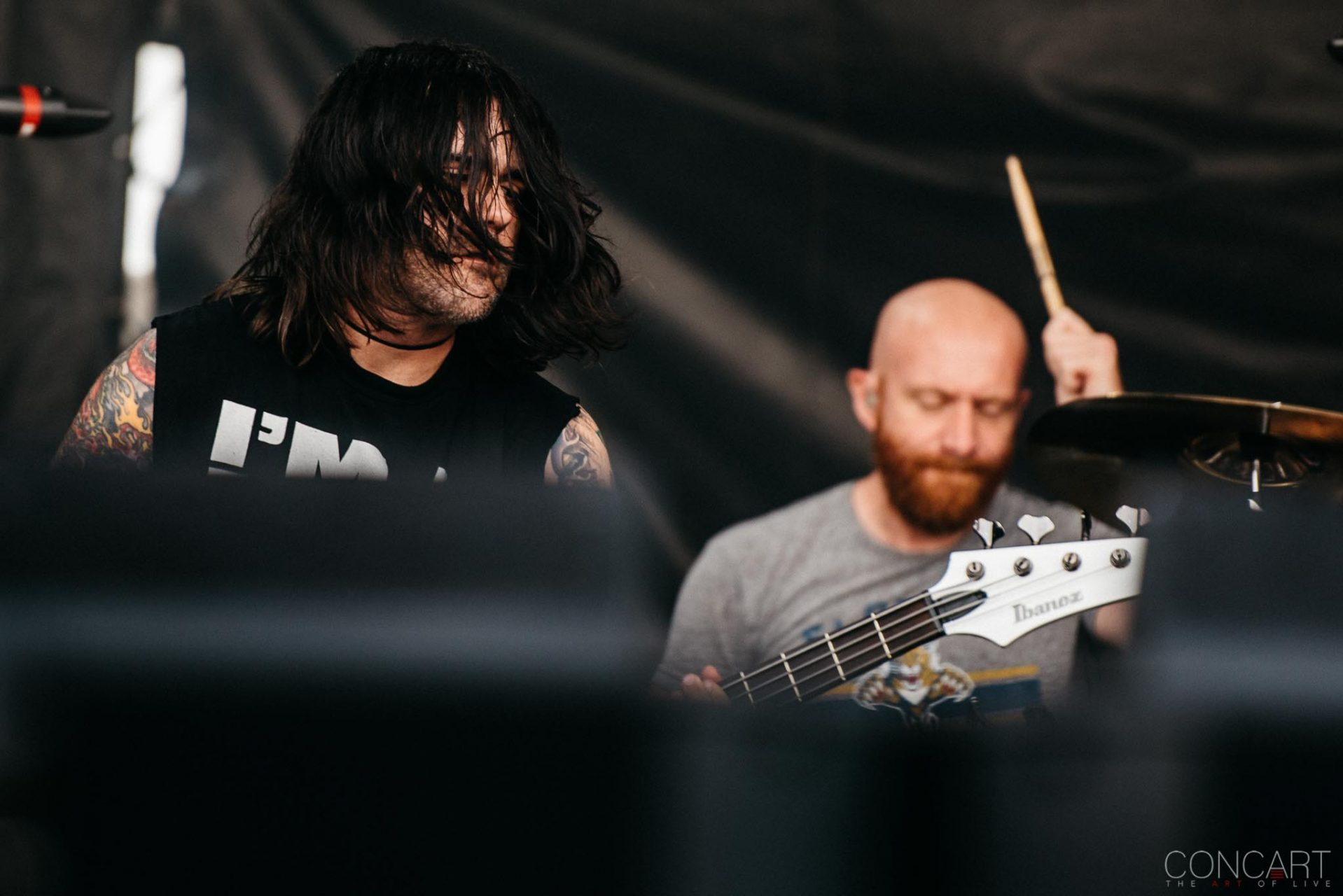 Killswitch Engage photo by Sean Molin 14