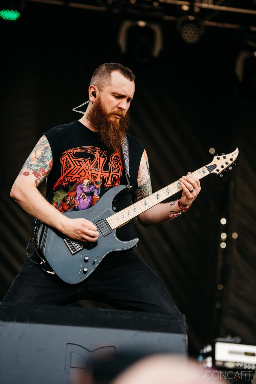 Killswitch Engage photo by Sean Molin 15