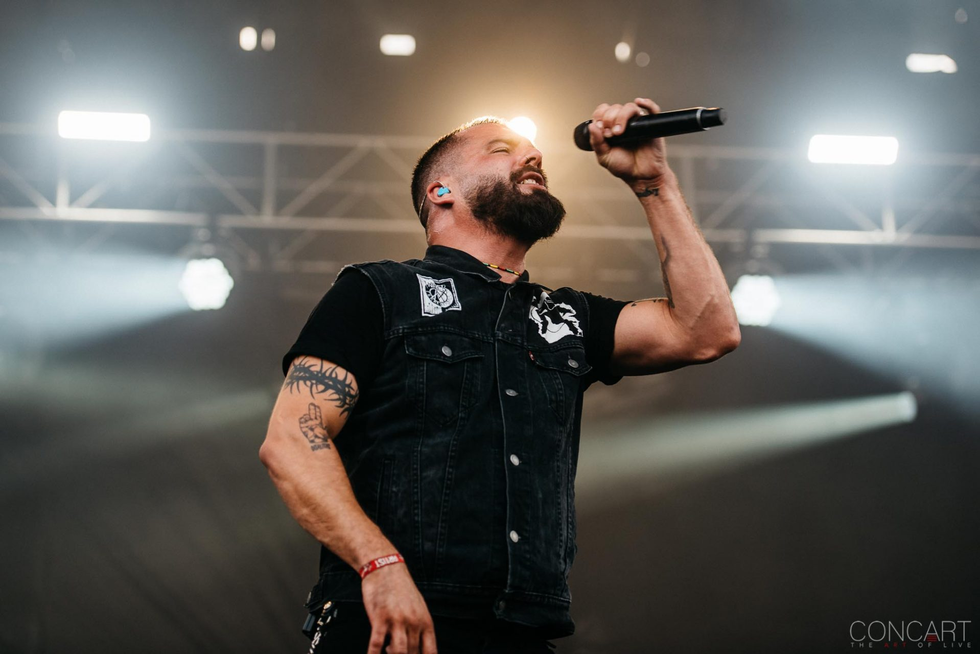 Killswitch Engage photo by Sean Molin 38