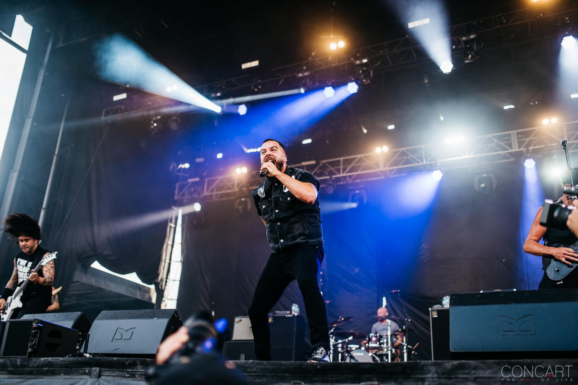 Killswitch Engage photo by Sean Molin 43