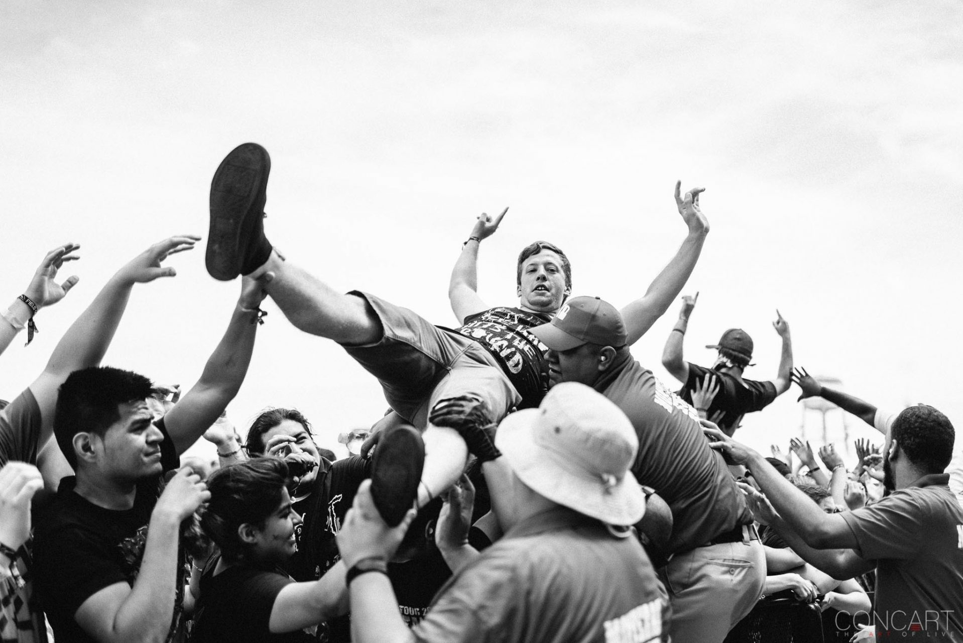 We Came As Romans photo by Sean Molin 2