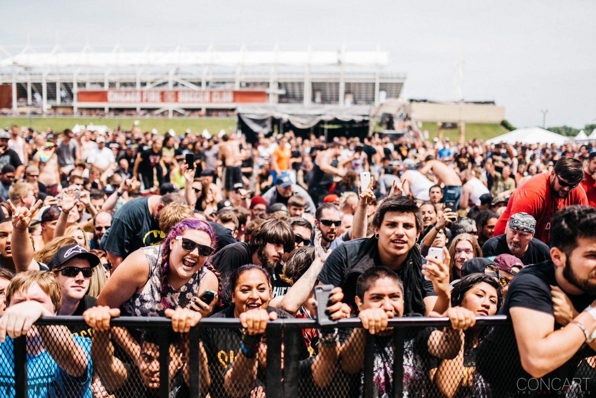 We Came As Romans photo by Sean Molin 6