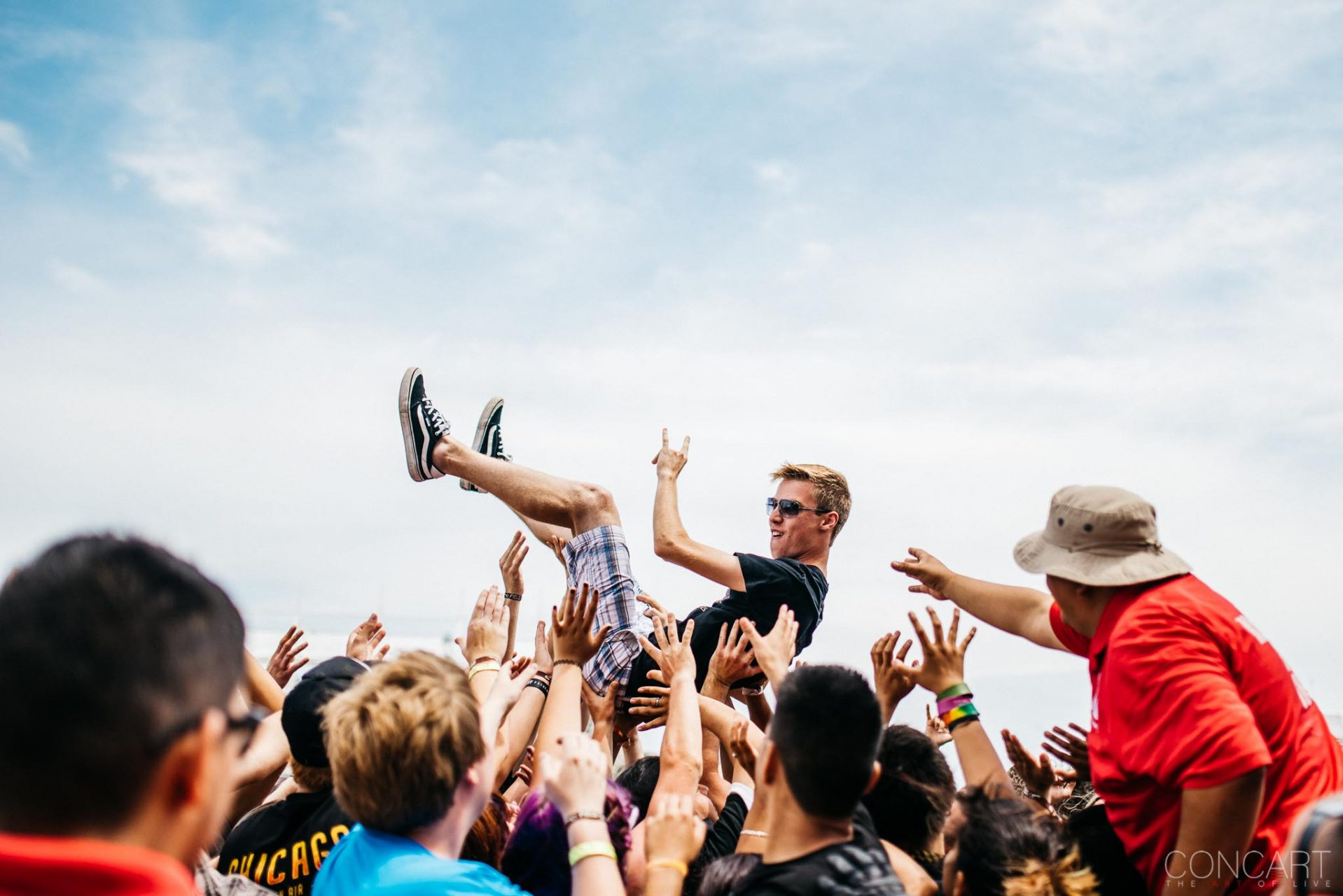 We Came As Romans photo by Sean Molin 16