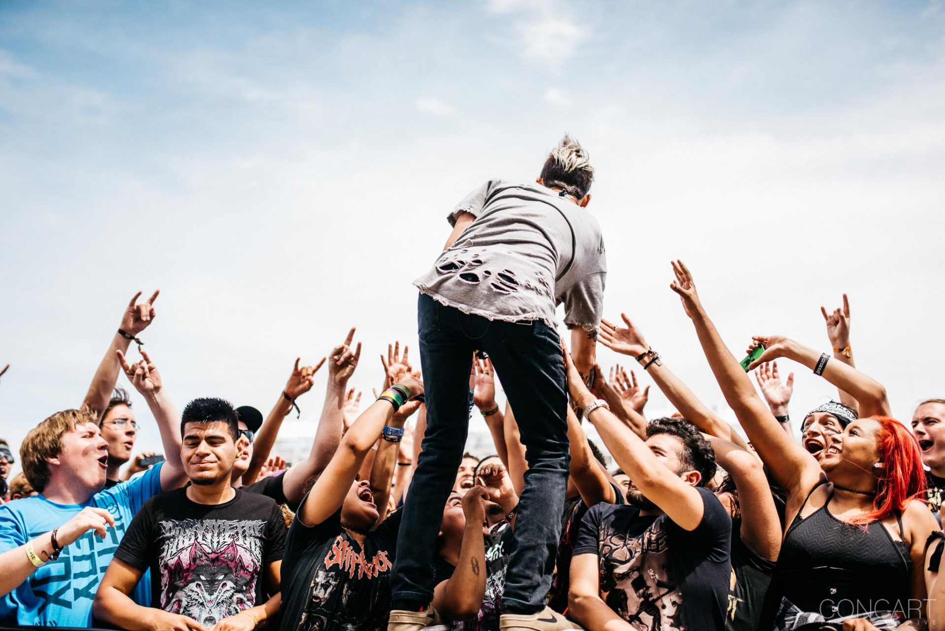 We Came As Romans photo by Sean Molin 27