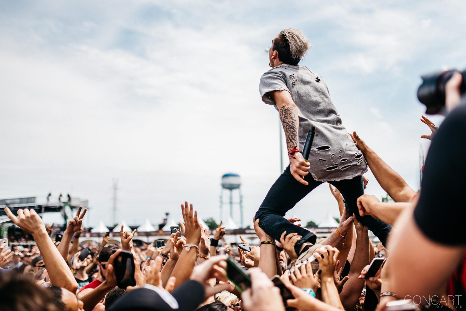 We Came As Romans photo by Sean Molin 28
