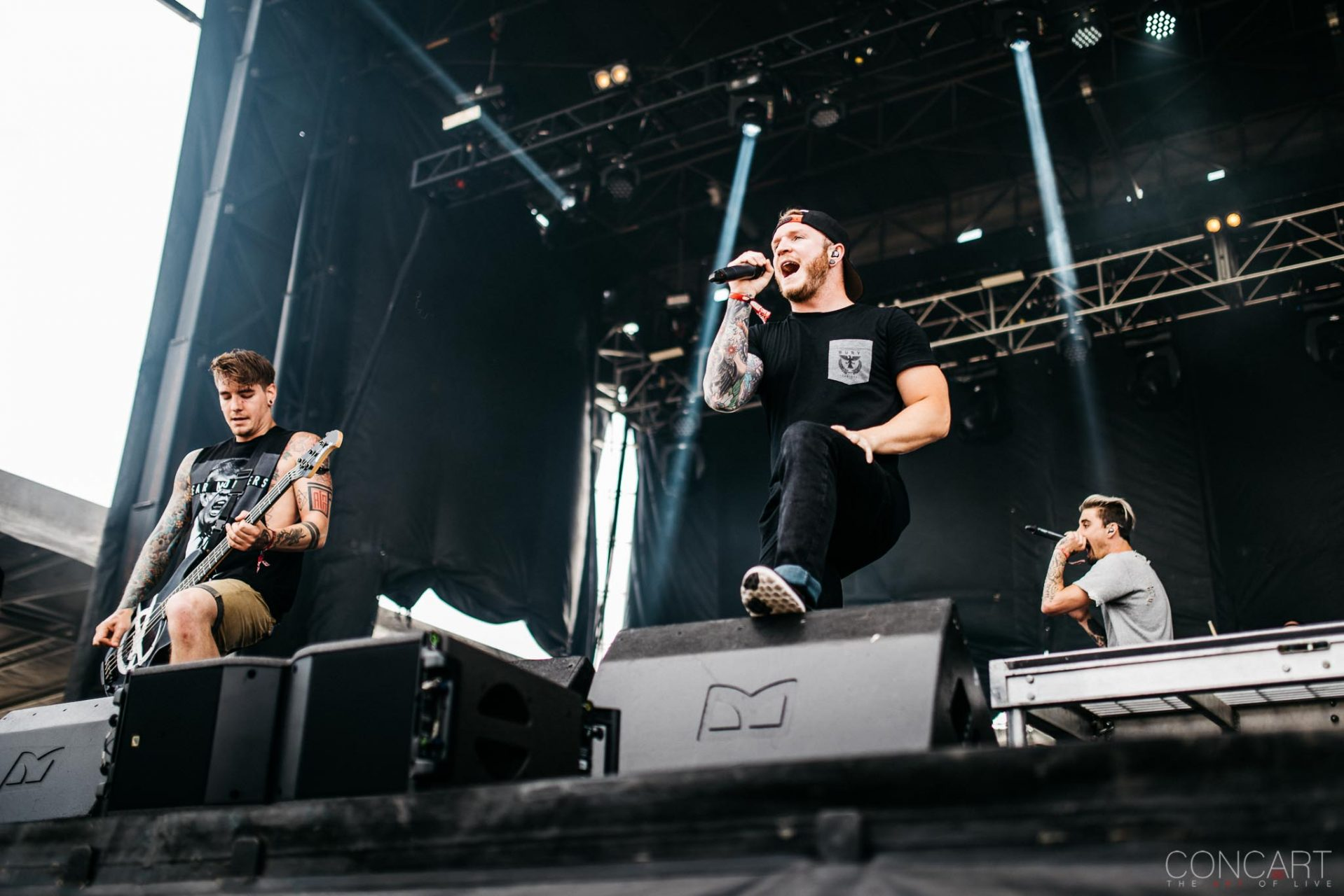 We Came As Romans photo by Sean Molin 33