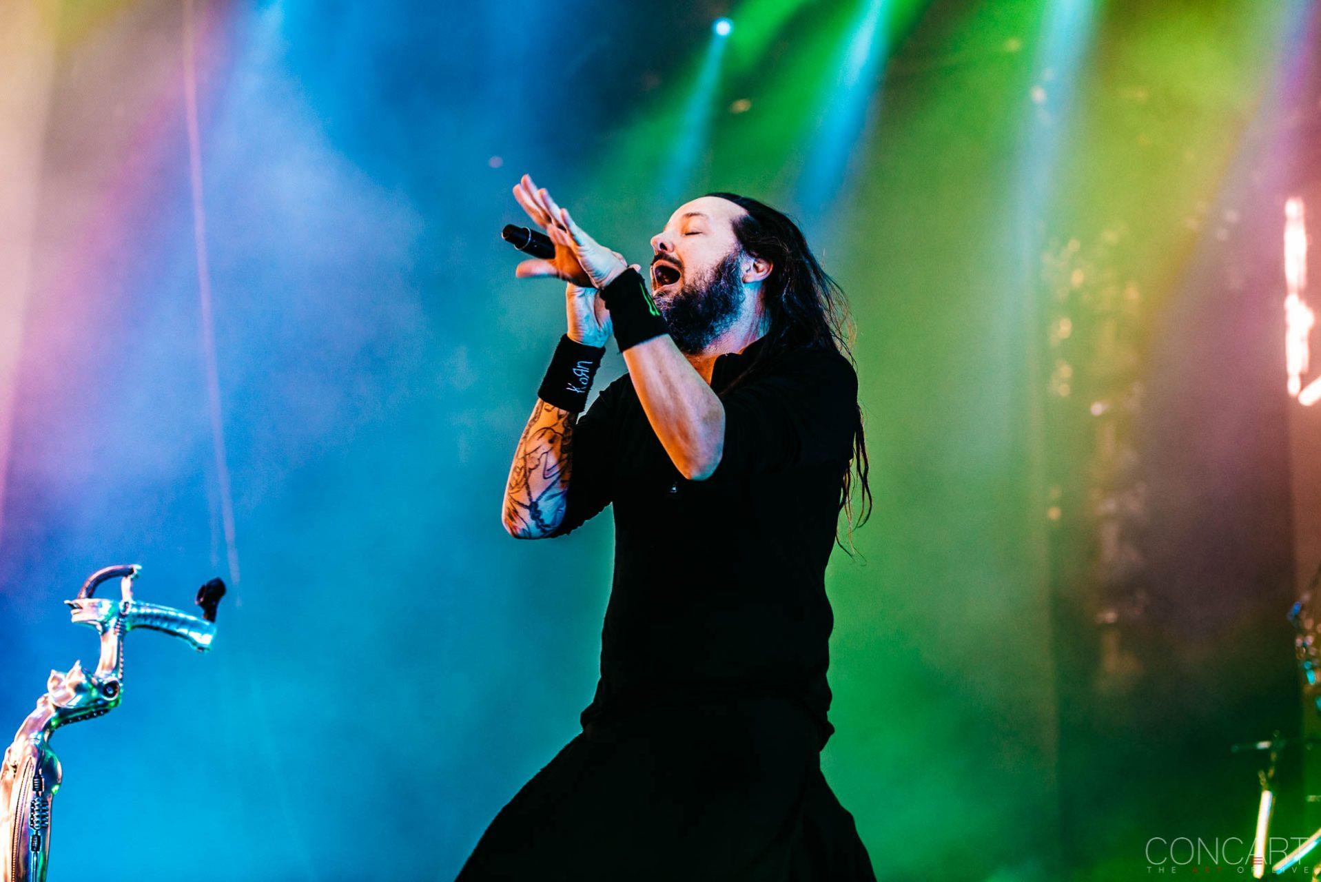 Korn photo by Sean Molin 4