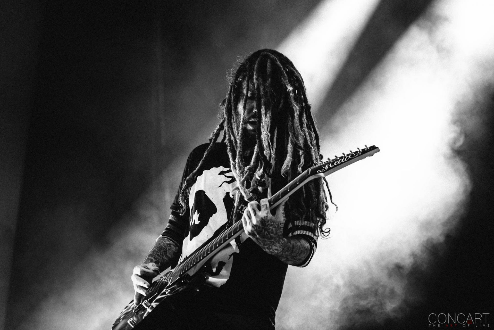 Korn photo by Sean Molin 5