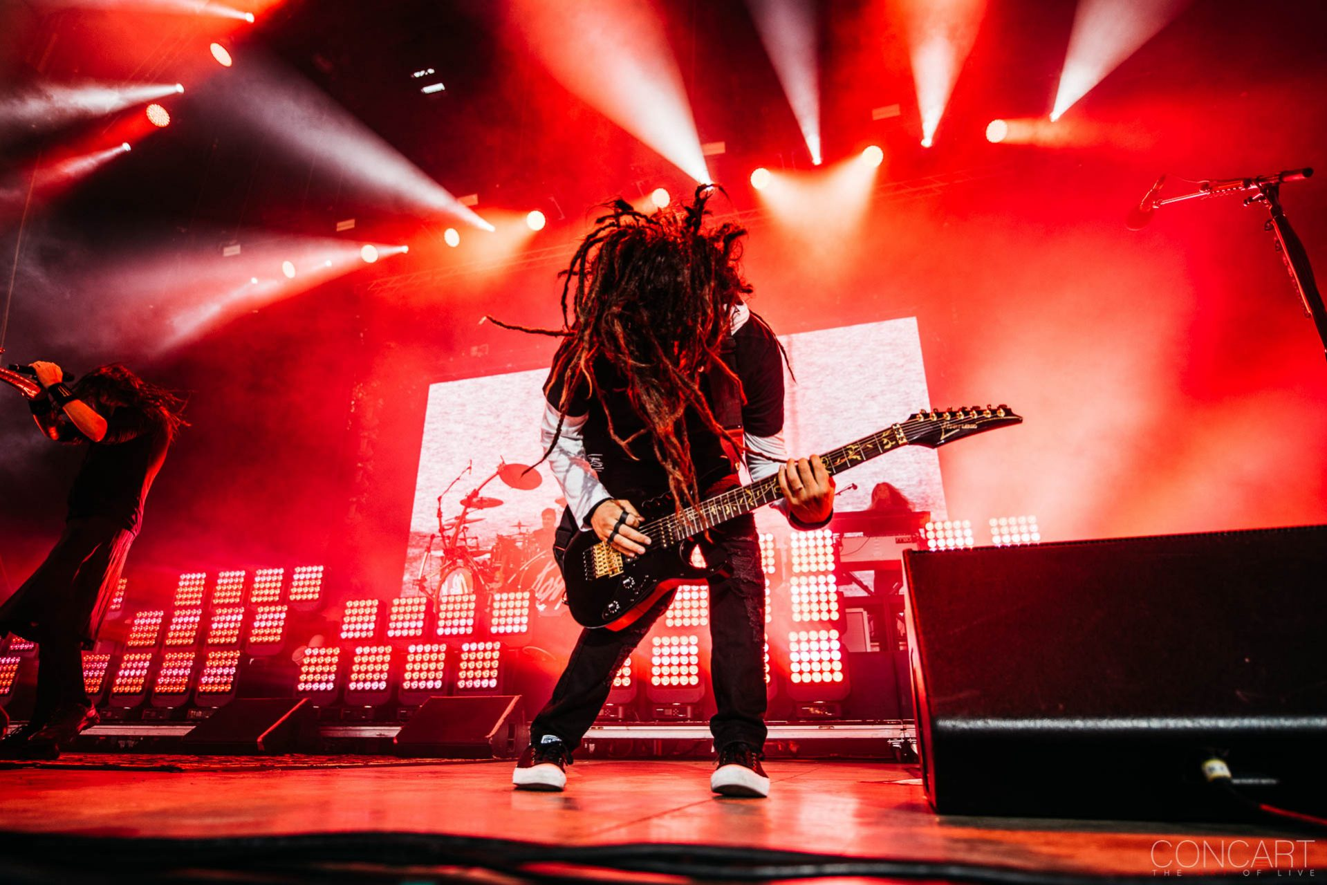 Korn photo by Sean Molin 19