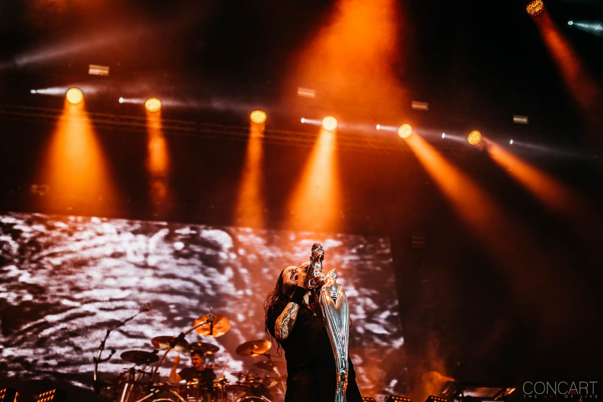 Korn photo by Sean Molin 21