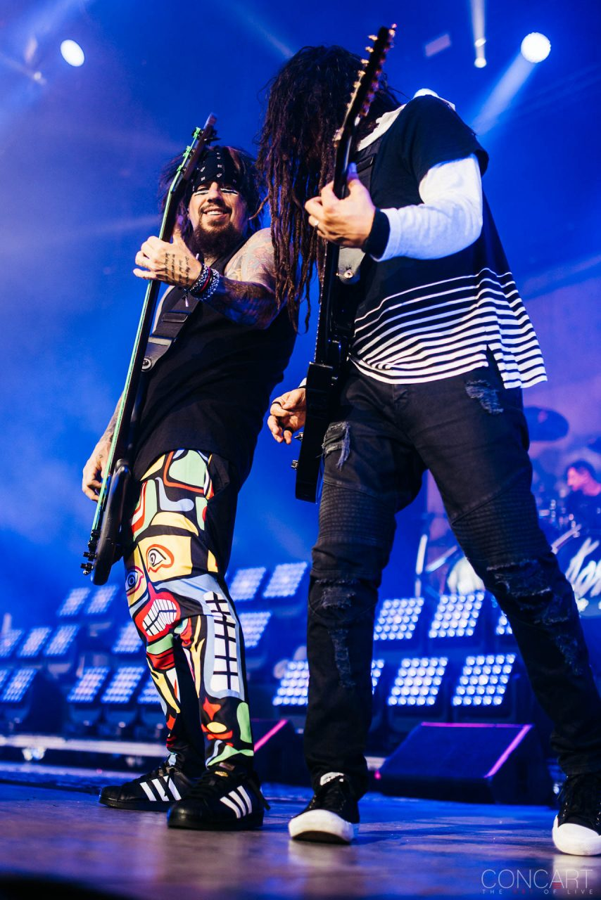 Korn photo by Sean Molin 22