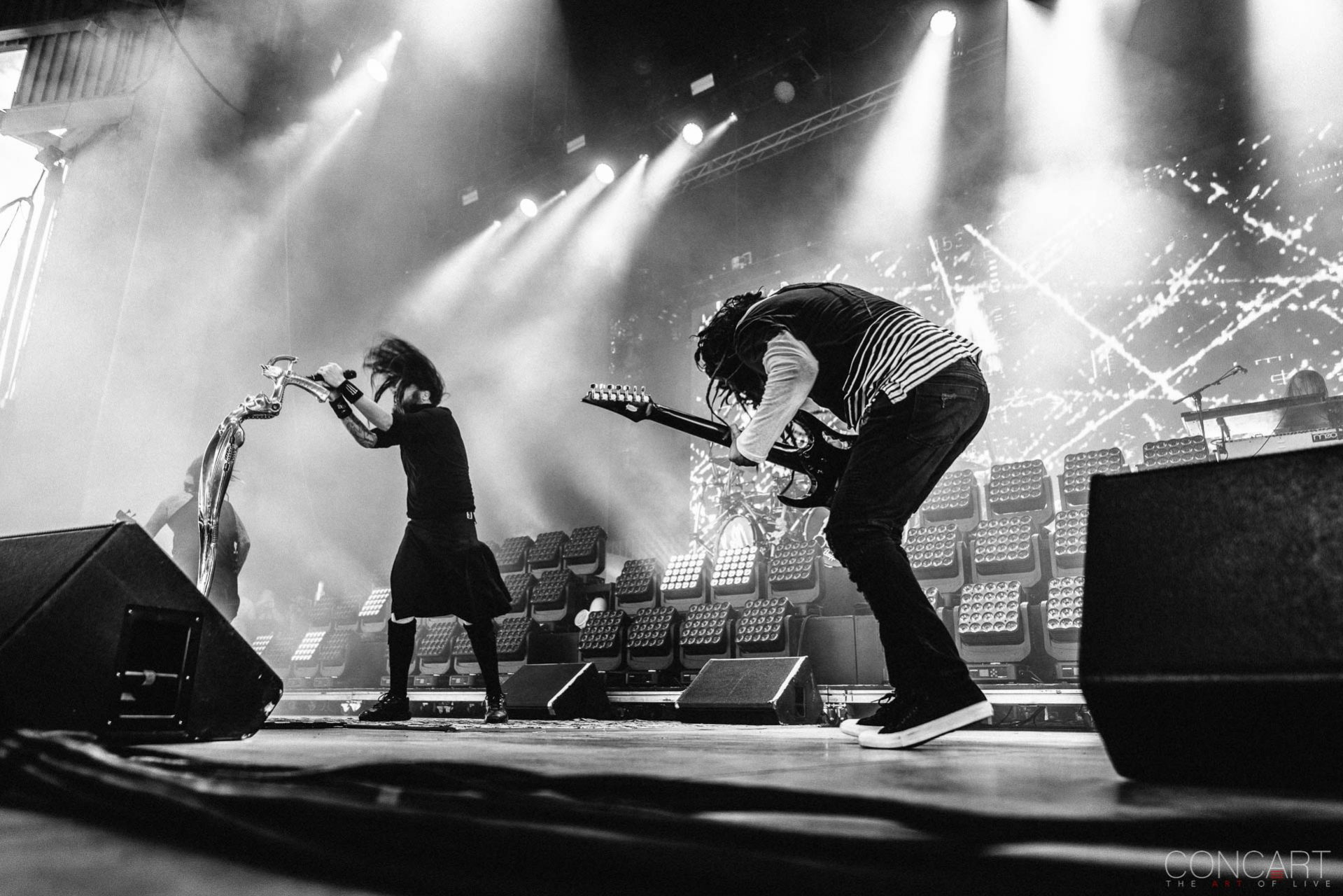 Korn photo by Sean Molin 23