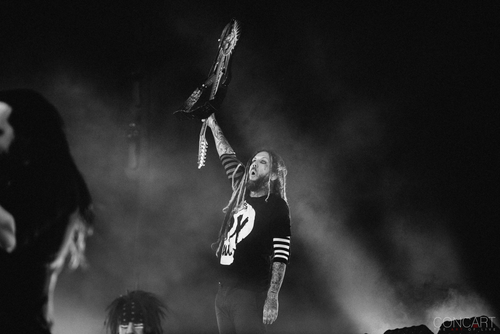 Korn photo by Sean Molin 27