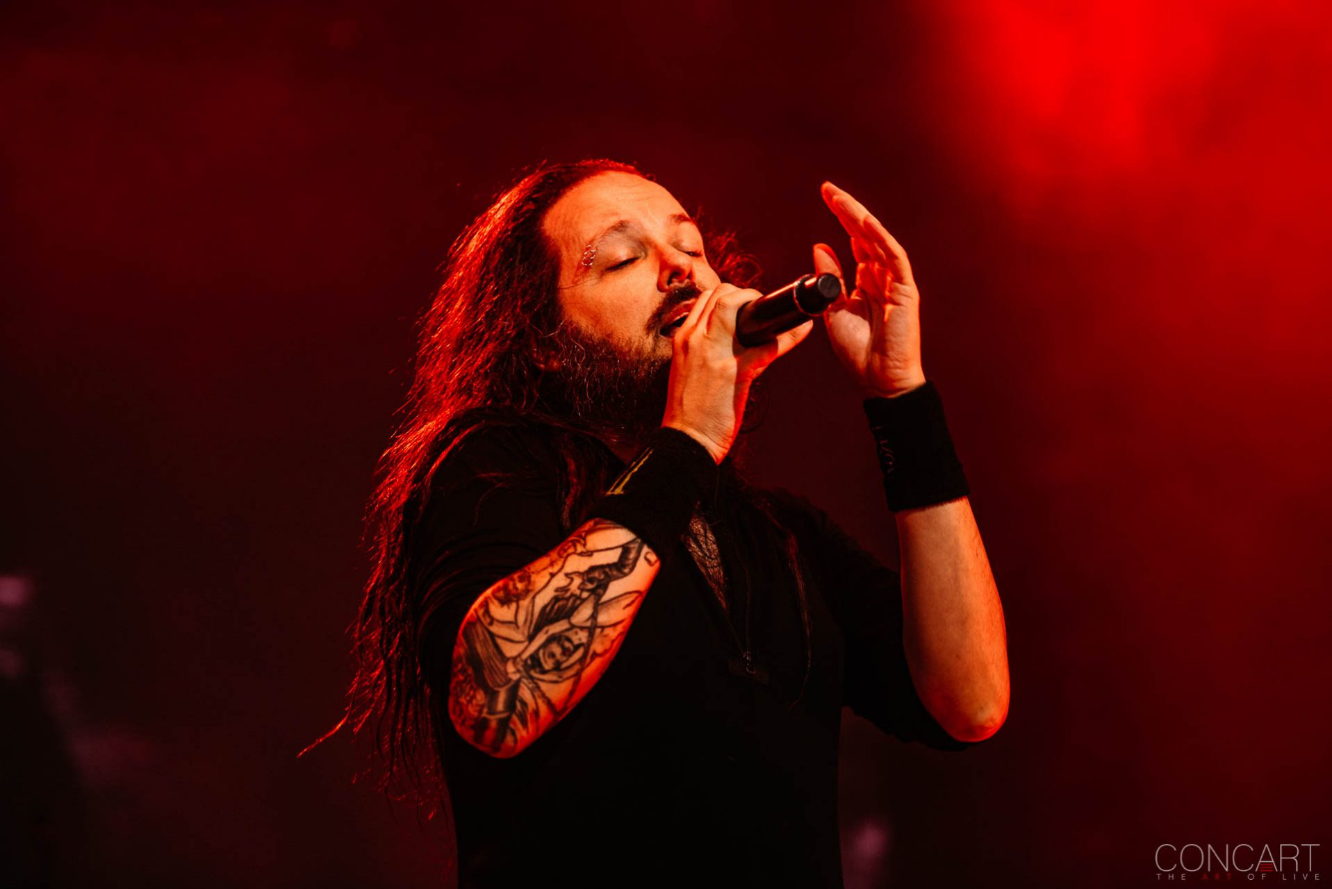 Korn photo by Sean Molin 30