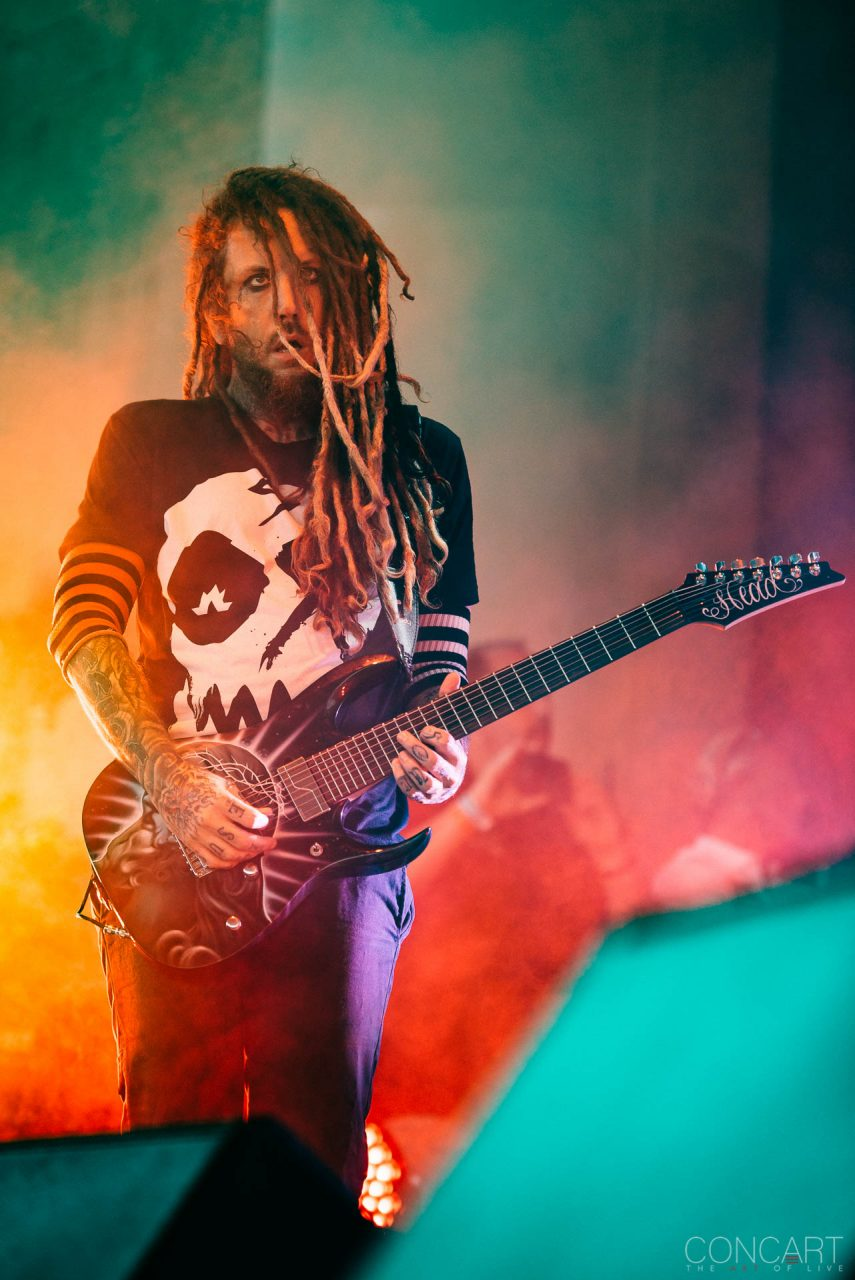 Korn photo by Sean Molin 33