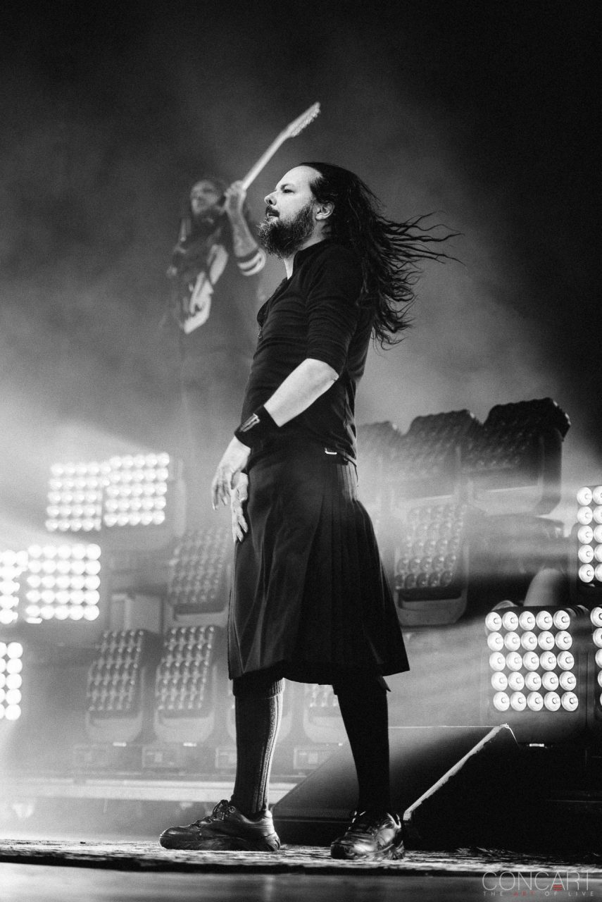Korn photo by Sean Molin 36