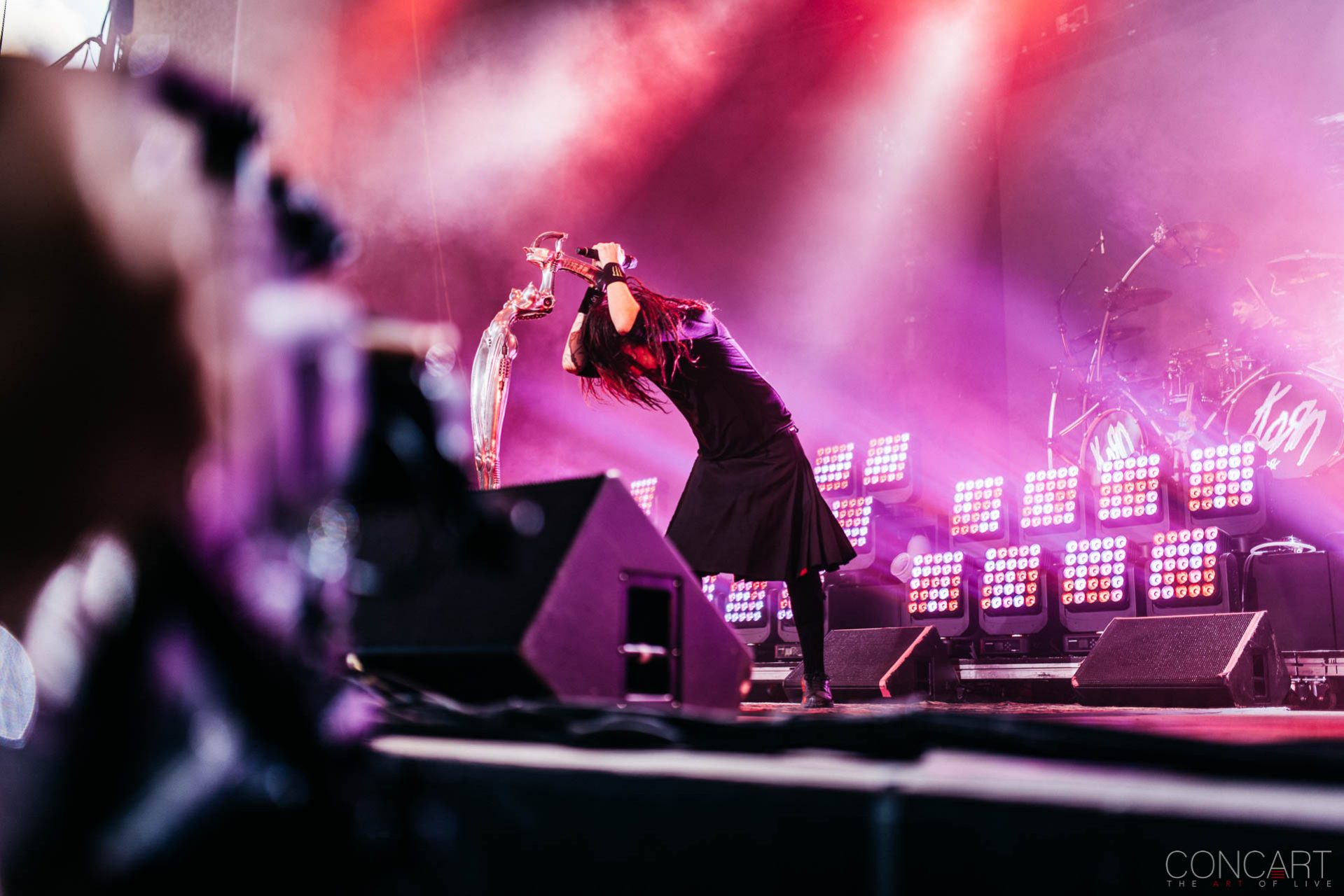 Korn photo by Sean Molin 37