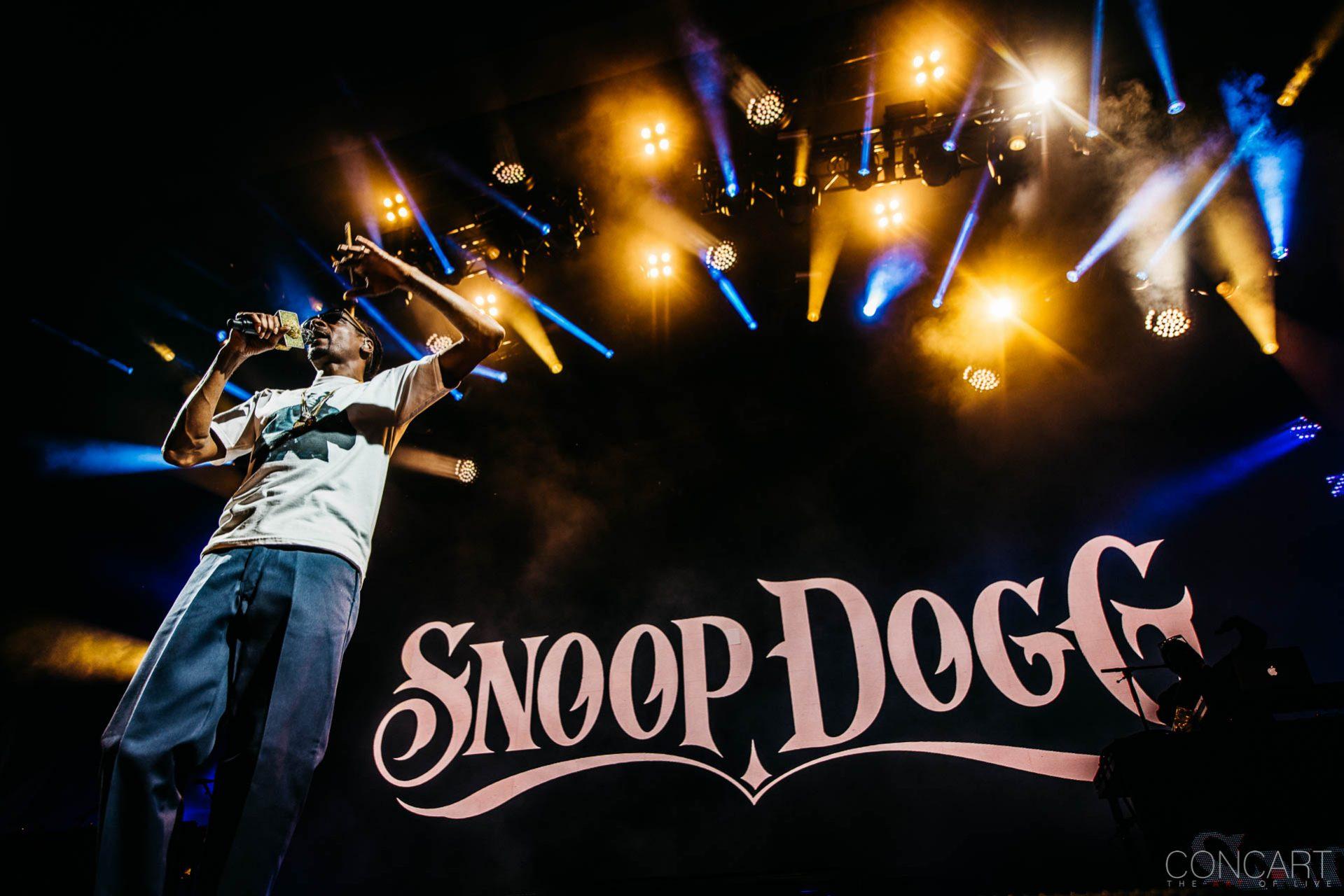 Snoop Dogg photo by Sean Molin 1