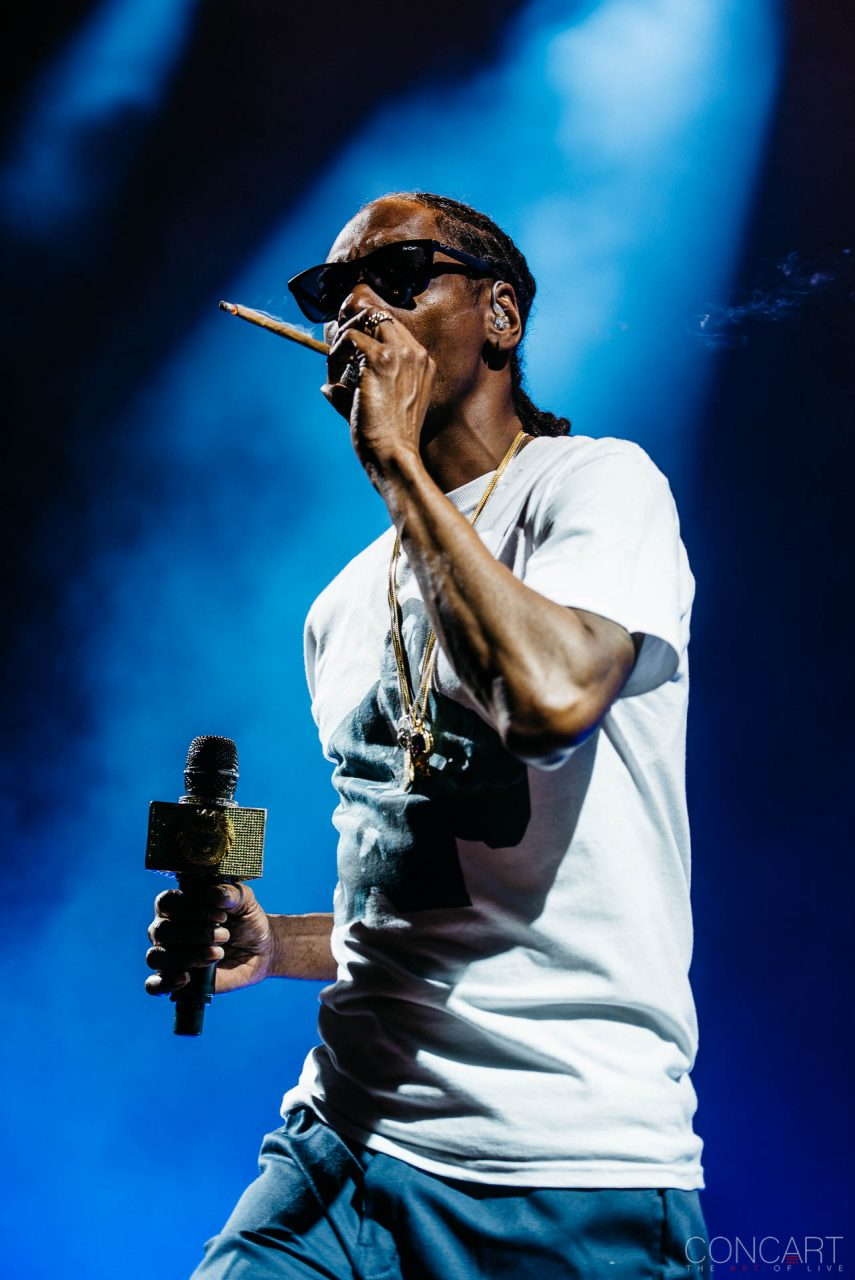 Snoop Dogg photo by Sean Molin 2