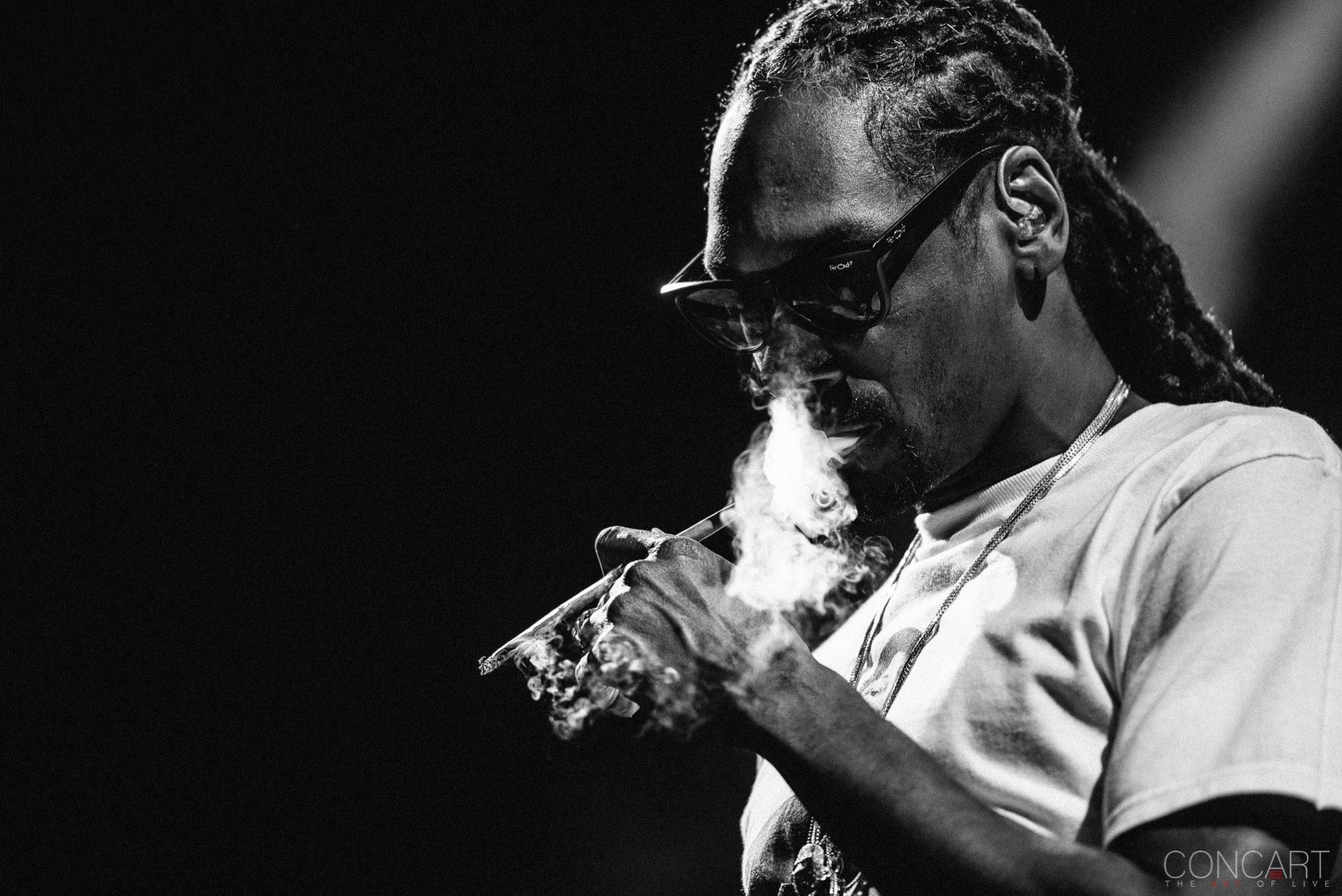 Snoop Dogg photo by Sean Molin 4