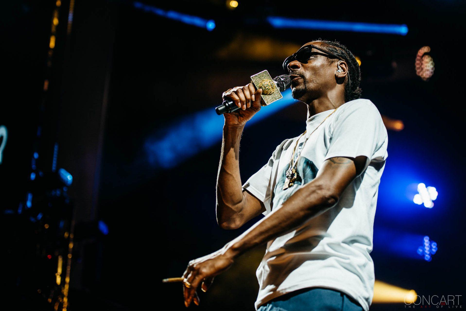 Snoop Dogg photo by Sean Molin 8