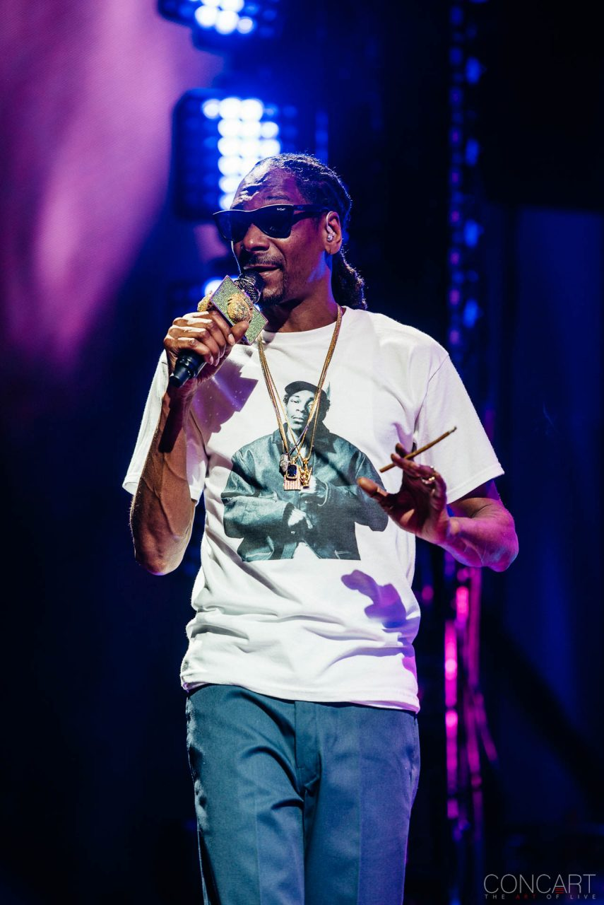 Snoop Dogg photo by Sean Molin 13