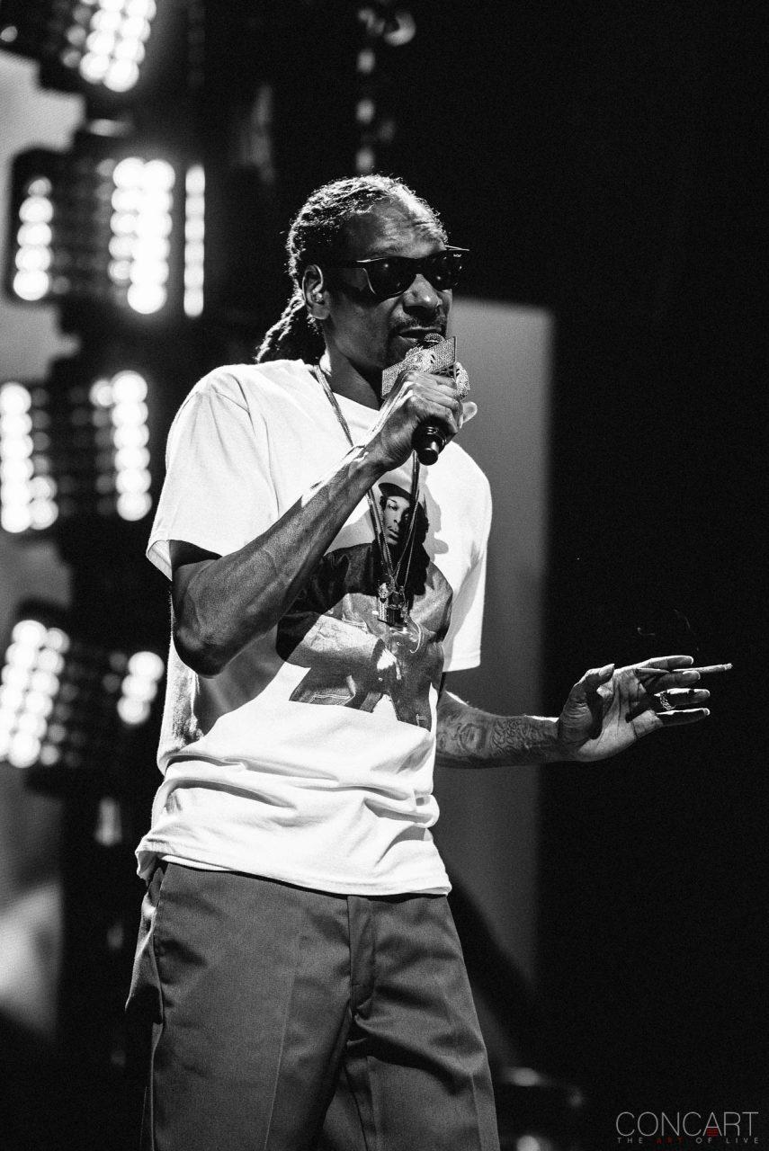 Snoop Dogg photo by Sean Molin 16
