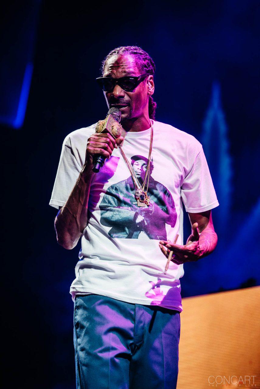 Snoop Dogg photo by Sean Molin 17