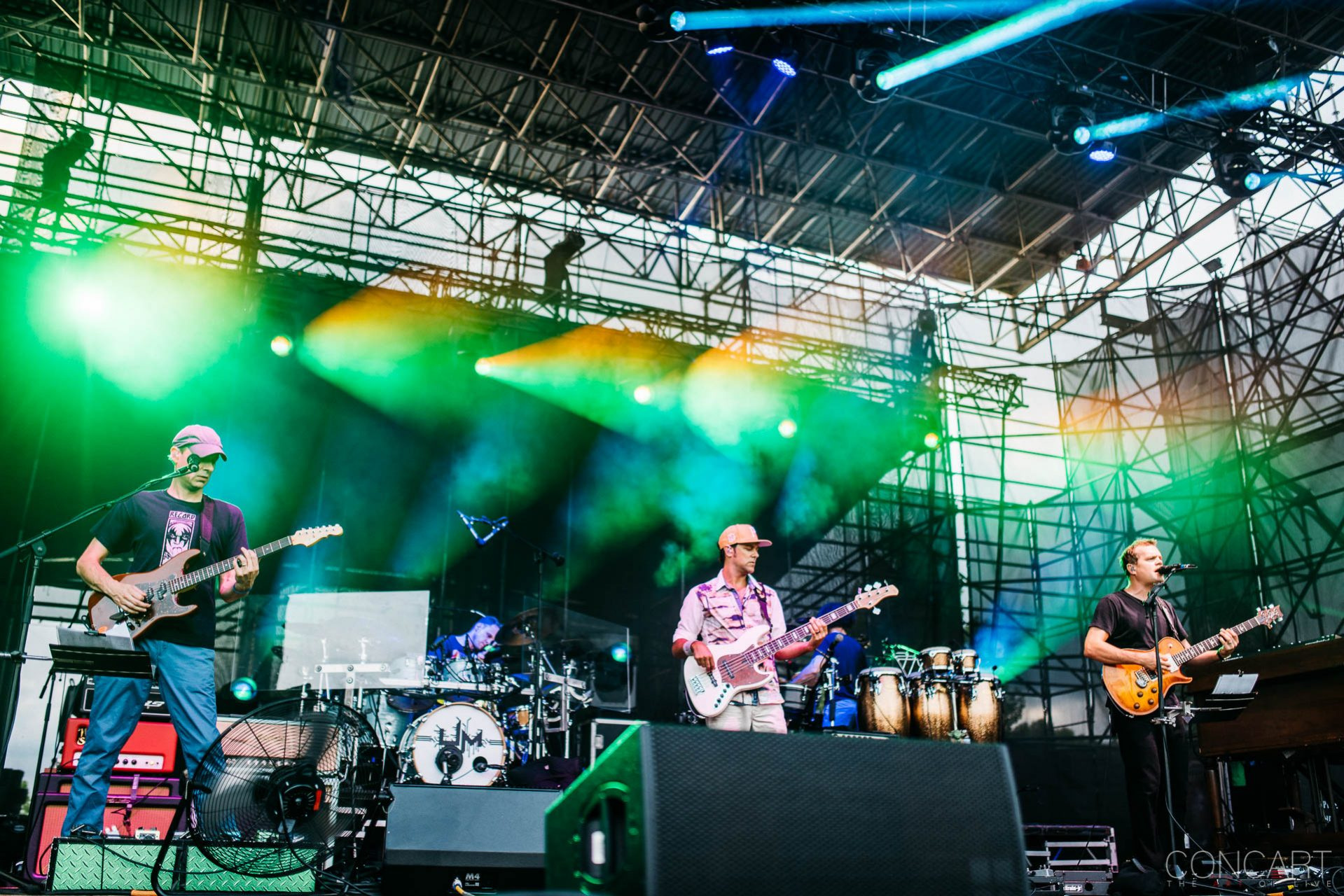 Umphrey's McGee photo by Sean Molin 28