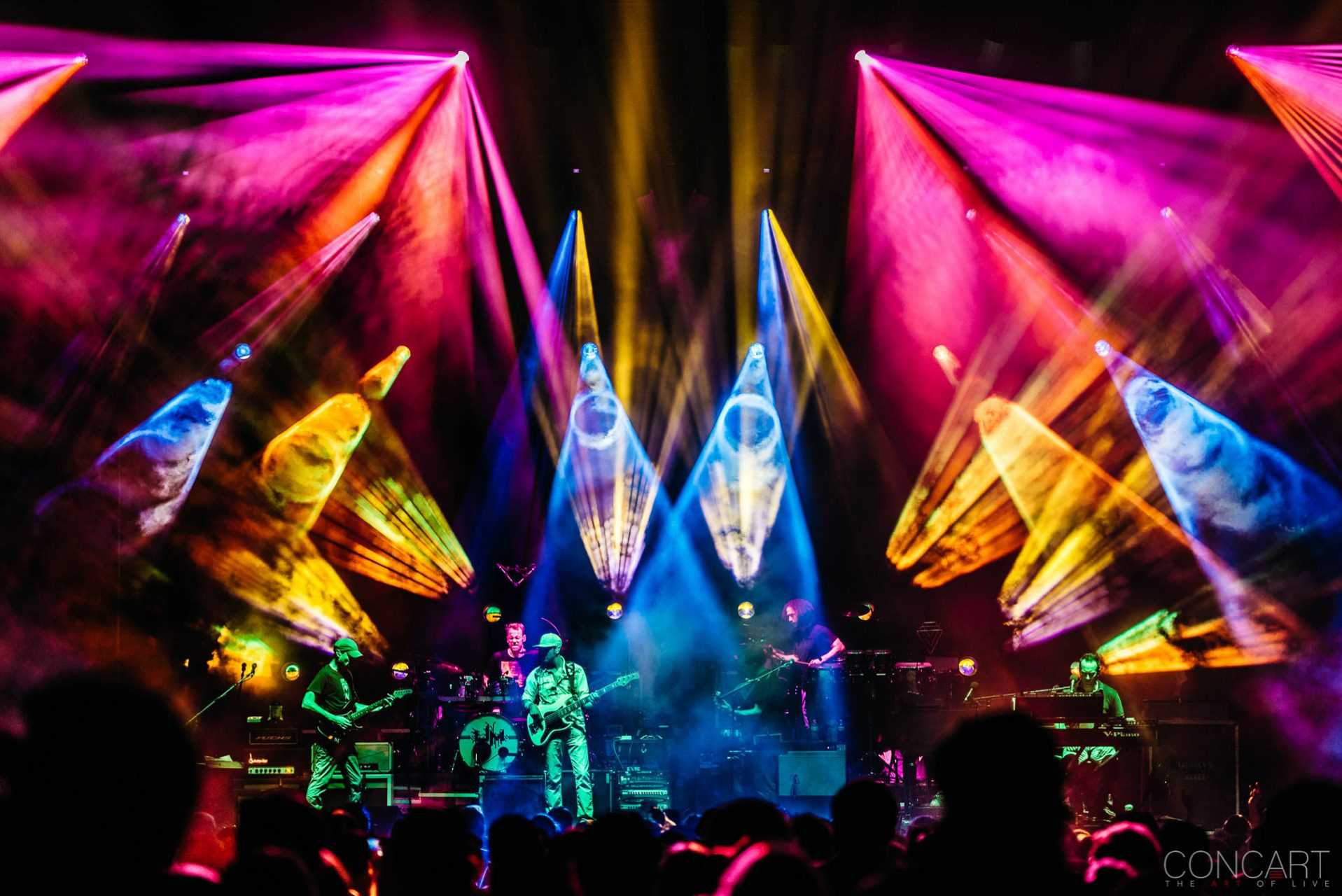 Umphrey's McGee photo by Sean Molin 45
