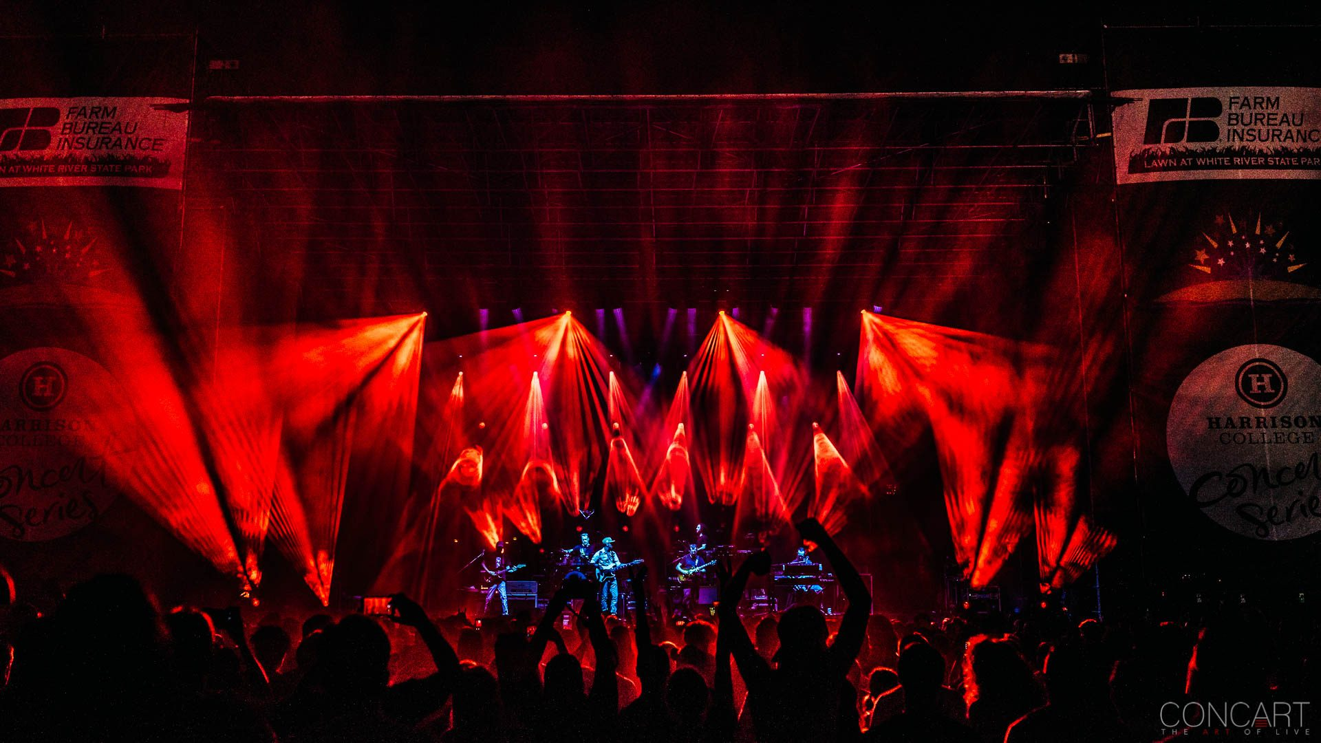 Umphrey's McGee photo by Sean Molin 67