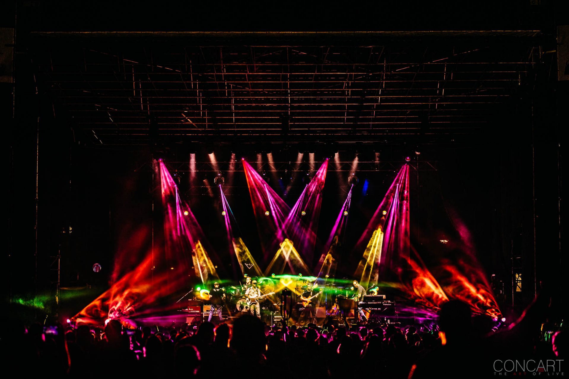 Umphrey's McGee photo by Sean Molin 74