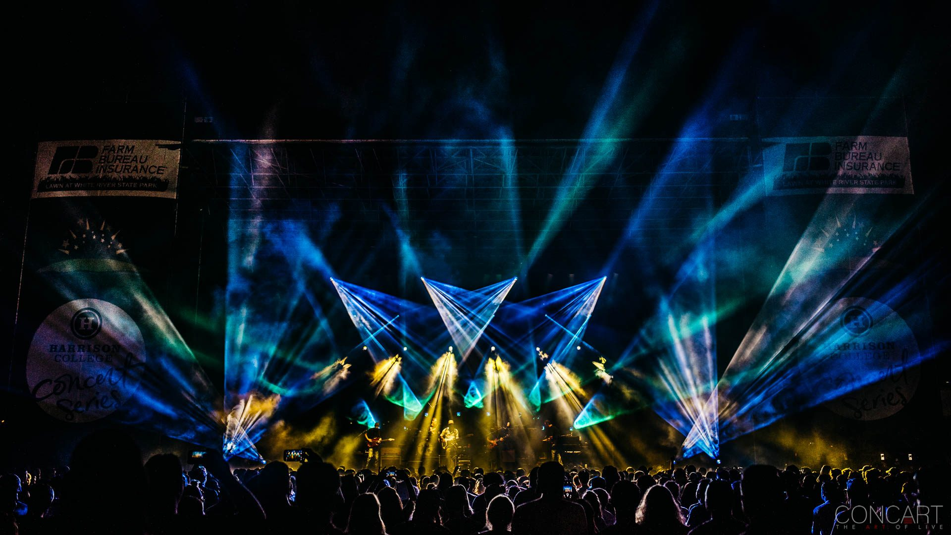Umphrey's McGee photo by Sean Molin 78