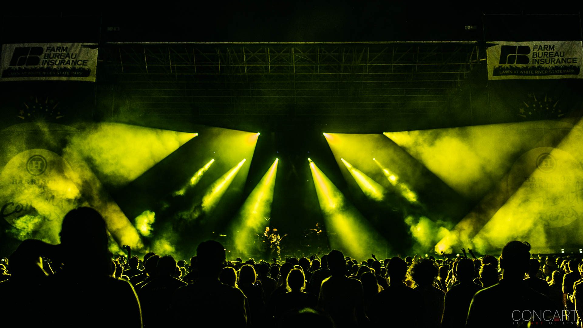 Umphrey's McGee photo by Sean Molin 86