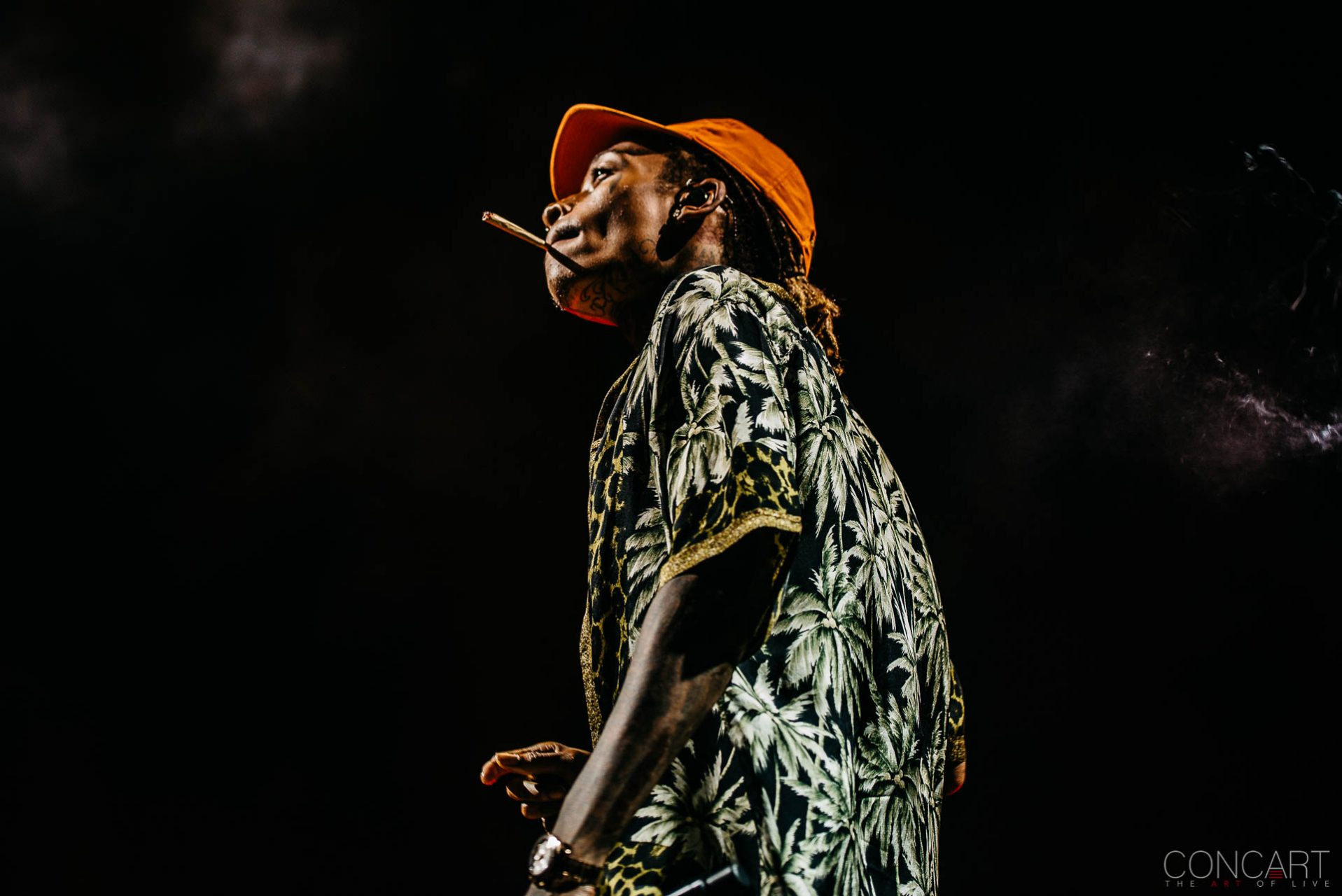 Wiz Khalifa photo by Sean Molin 23